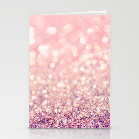 Blush Stationery Card