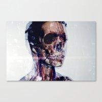 Bodyshape Canvas Print