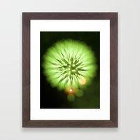 Efflorescence 5 Framed Art Print