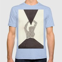 ▲ | ▲ Mens Fitted Tee Tri-Blue SMALL