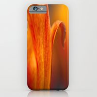 iPhone & iPod Case featuring Tulip Bends by Karol Livote