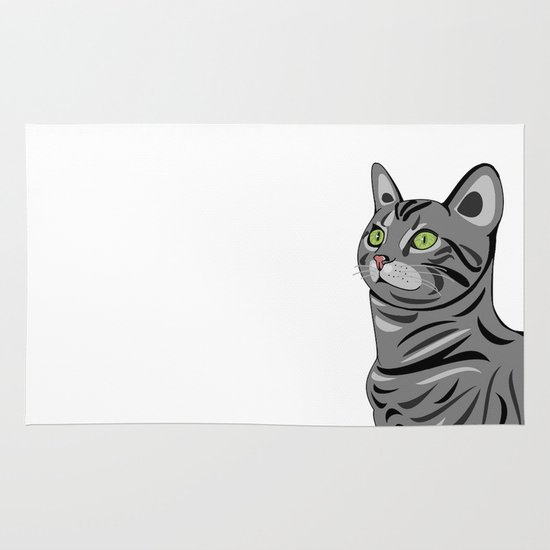 cat Area & Throw Rug