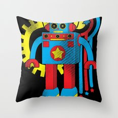 Asimov's Law Throw Pillow