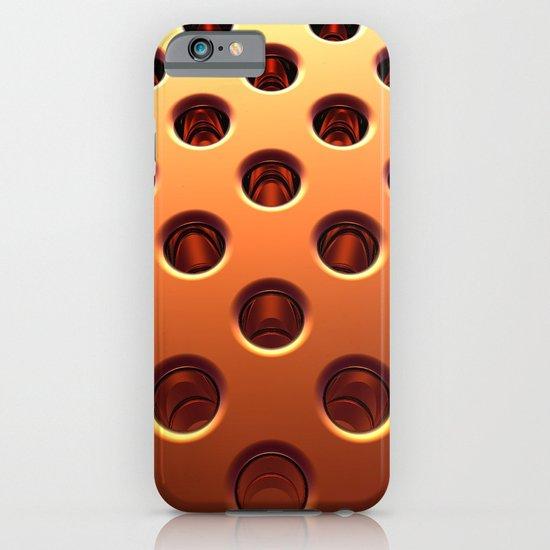 Shiny Holes iPhone & iPod Case