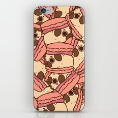Puglie Macaron iPhone & iPod Skin