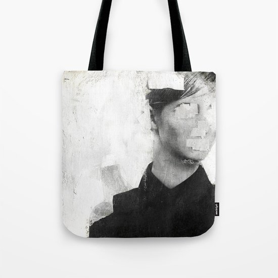 Faceless | number 01 Tote Bag