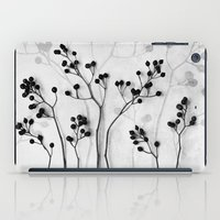 Abstract Flowers 5 iPad Case