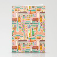 Going to San Francisco Stationery Cards