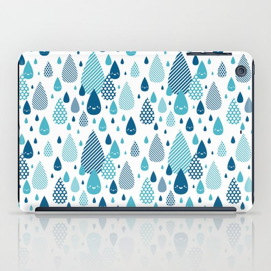raindrop iPad Case