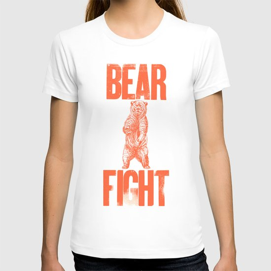 Bear Fight T-shirt