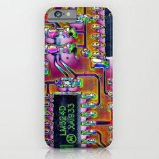Short Circuit iPhone 6 Slim Case