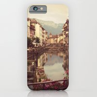 Moody Canal iPhone 6 Slim Case