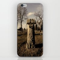 everyone has a story iPhone & iPod Skin