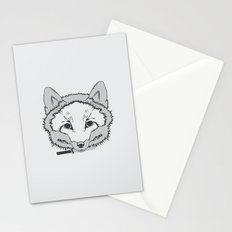 Pirate Fox Stationery Cards