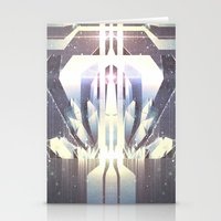 Crystal Eye Stationery Cards