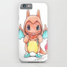 A Burning Passion iPhone 6 Slim Case