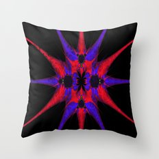 The Jesters Throw Pillow