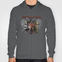 Metallicals (Colaboration between Faniseto & Fuacka) Hoody