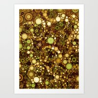 :: Solid Gold :: Art Print