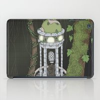 Temple Of The Gatekeeper iPad Case
