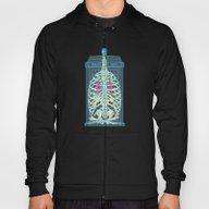 Spaceship Skeletal Surve… Hoody
