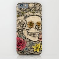 iPhone & iPod Case featuring The Eternal Queen by florever