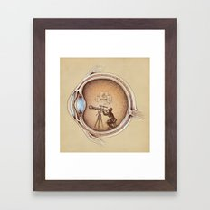 Extraordinary Observer Framed Art Print