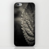 Saw Blade iPhone & iPod Skin
