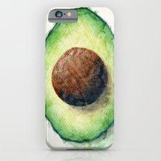 Avocado Split iPhone 6 Slim Case