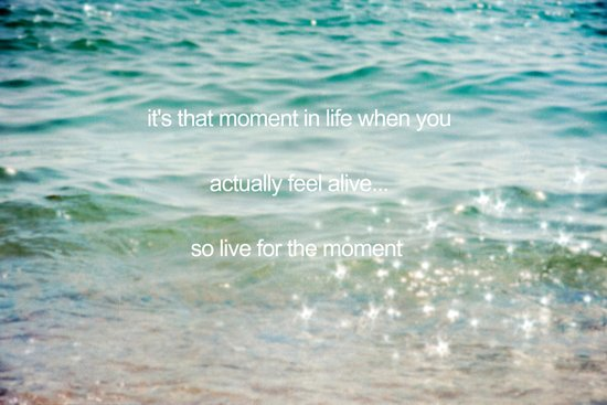It's that moment in time Art Print