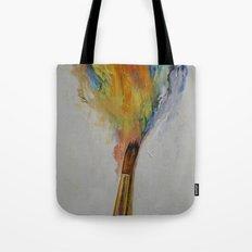 Paint Tote Bag