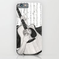 A Few Chords iPhone 6 Slim Case