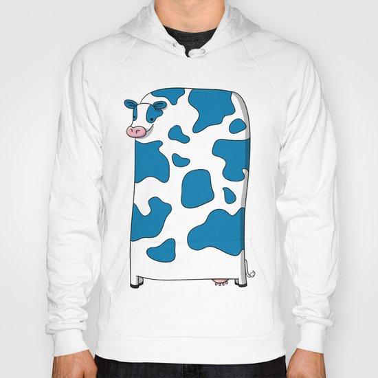 Blue Cow Hoody