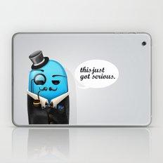 Serious Business Laptop & iPad Skin