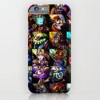 Videogame MashUP iPhone 6 Slim Case