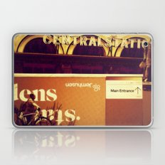 Outside the Central Station Laptop & iPad Skin