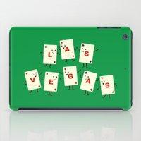 Viva Las Vegas! iPad Case