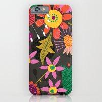 Jungle Flowers iPhone 6 Slim Case