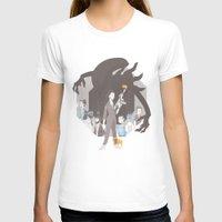 alien T-shirts featuring Alien by Florey