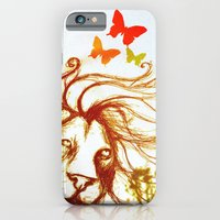 Beast and the Butterflies iPhone 6 Slim Case