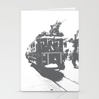 WE LOVE ISTANBUL Stationery Cards