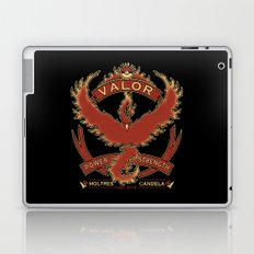 Team Red Valor Laptop & iPad Skin