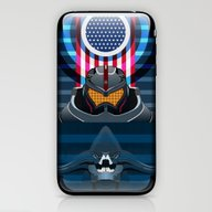 Pacific Rim, Jaws Editio… iPhone & iPod Skin