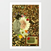 it's alive, it's alive! Art Print