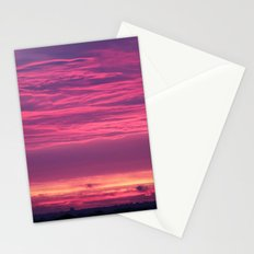 Midsummers Day Sunrise 2012 Stationery Cards