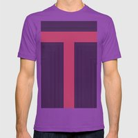 T Like T Mens Fitted Tee Ultraviolet SMALL