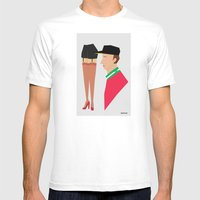 Swag O What A Mens Fitted Tee White SMALL