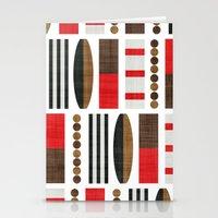 MCM Beadil Stationery Cards