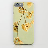 Vintage Cherry Blossoms iPhone 6 Slim Case