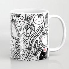 Funny Vegetables Mug